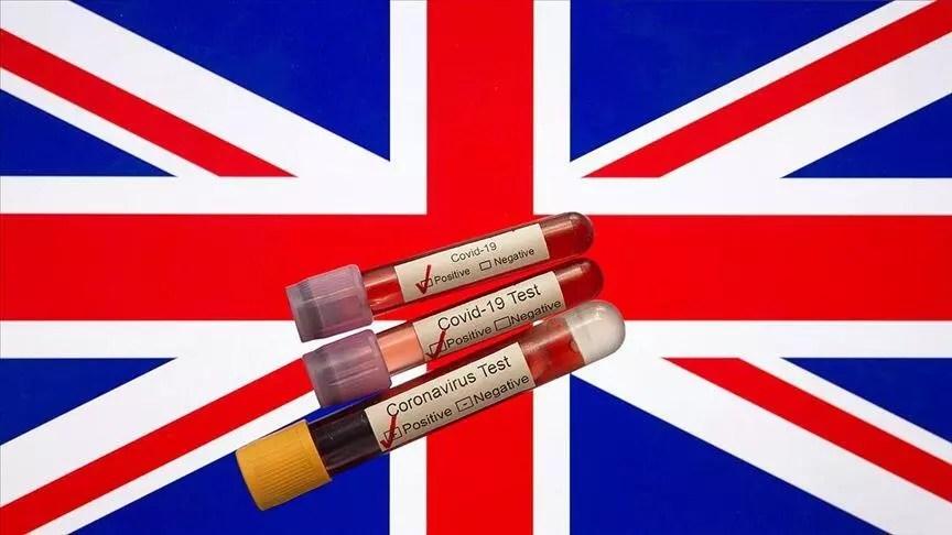 İngiltere'de corona virüsten can kaybı 31 bin 587 oldu 1