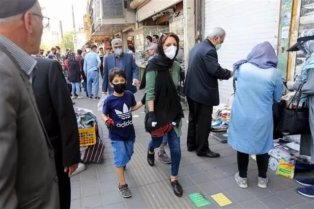 İran'da Corona Virüsten son 24 saatte 51 mevt 1