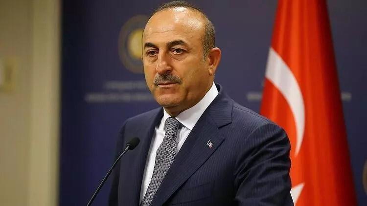 Dışişleri Bakanı Çavuşoğlu'ndan Haite ile dayanışma iletisi 1
