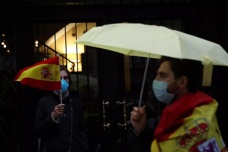 İspanya'da corona virüs salgınında son durum 1