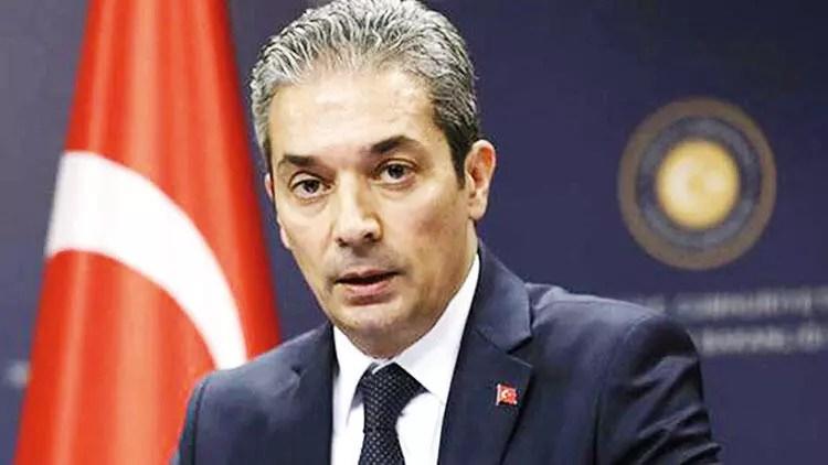 Türkiye'den AB'ye doğu Akdeniz yansısı 1