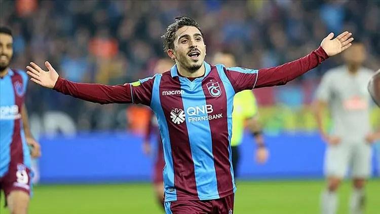 Son dakika transfer haberleri | Trabzonspor'un yıldızı Abdülkadir Ömür'e Kaç kancası 1