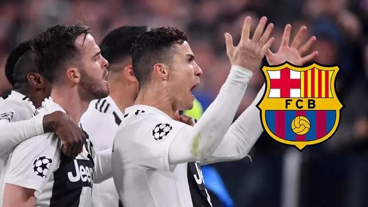 Son Dakika   Barcelona ile Juventus, dev takas için muahedeye vardı! 1