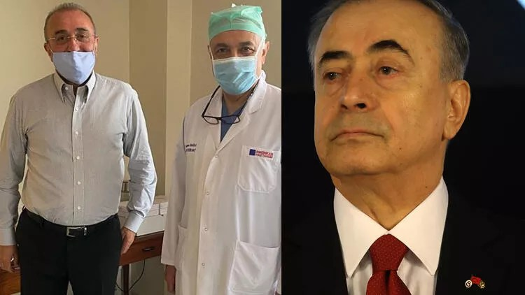 Son Dakika | Ameliyat edilen Mustafa Cengiz için Abdurrahim Albayrak'tan açıklama 1