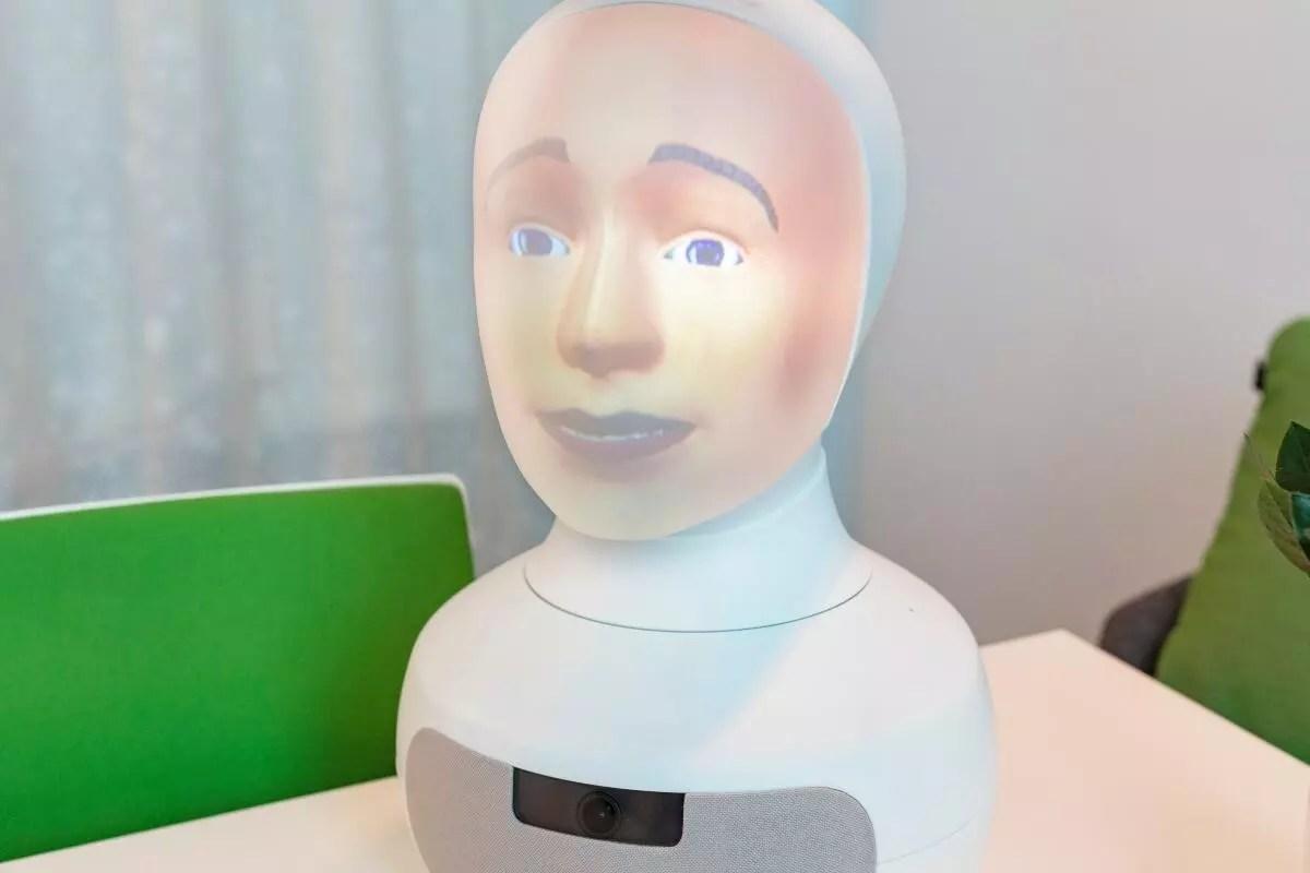 İsveç'te Kovid 19'a tedbir olarak iş müracaatında robotlu mülakat periyodu 1