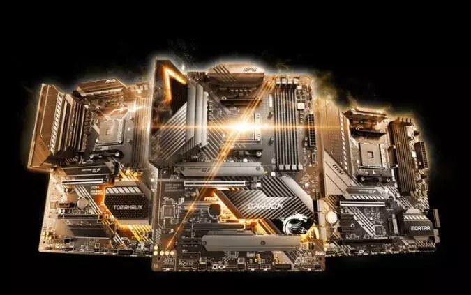 ASUS'tan yeni anakart serisi: AMD B550 1