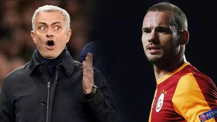 Jose Mourinho'dan Sneijder ve Samuel Eto'o itirafları! 1