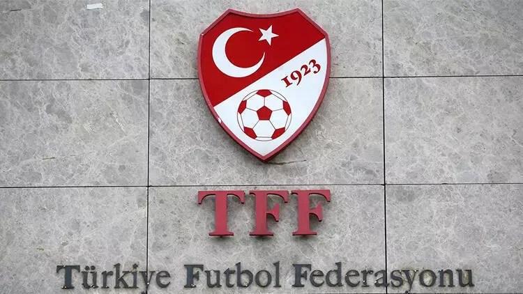 """Türkiye Futbol Federasyonu'ndan Yeni Malatyaspor'a """"geçmiş olsun"""" bildirisi 1"""