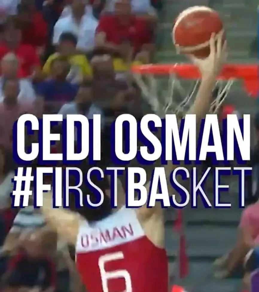 FIBA sordu Cedi Osman yanıtladı 1