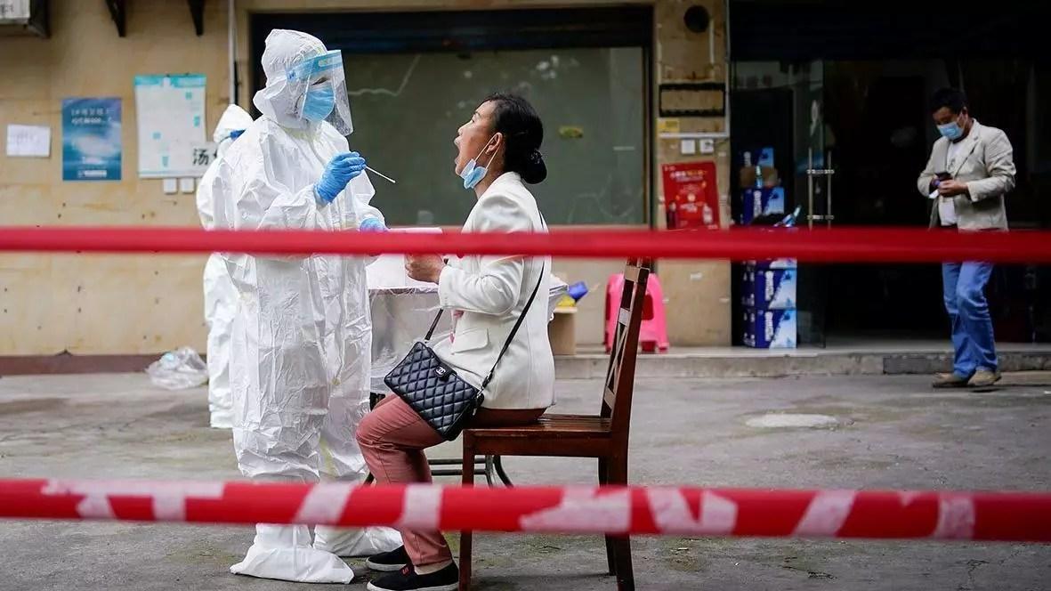 Çin'in Vuhan kentinde 6,5 milyondan fazla şahsa test yapıldı 1