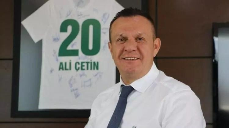 Ali Çetin: Liglerin 12 Haziran'da başlamasını gerçek buluyoruz 1