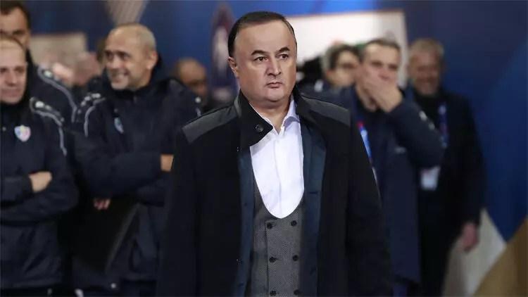 Fenerbahçe'de teknik yöneticilik için Engin Fırat tezi 1