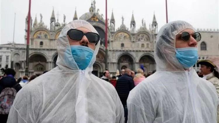 İtalya'da Kovid-19'dan ölenlerin sayısı 33 bin 142'ye yükseldi 1