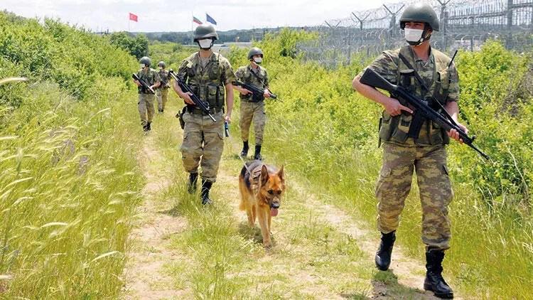 Yunanistan'dan 2'nci Meriç operasyonu 1