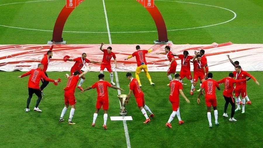 Avusturya Kupası, Austria Lustenau'yu 5-0 yenen Salzburg'un! 1