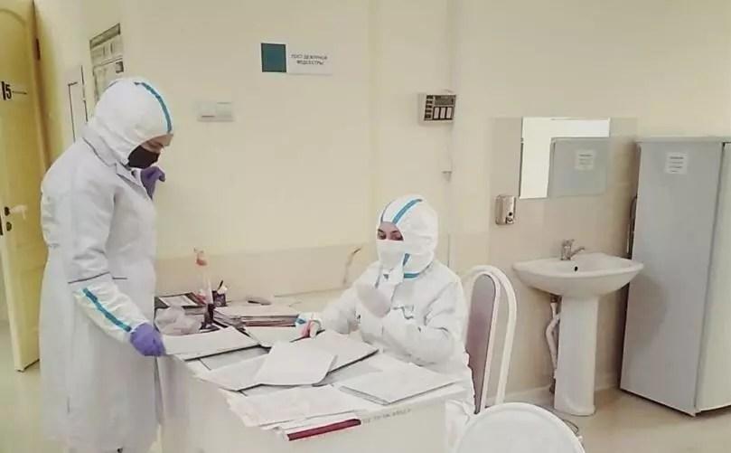 Rusya'da corona virüs hadise sayısı 400 bine yaklaştı 1
