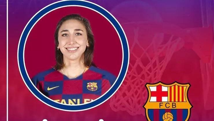 İnli Güçlü, Galatasaray'dan Barcelona'ya transfer oldu! 1