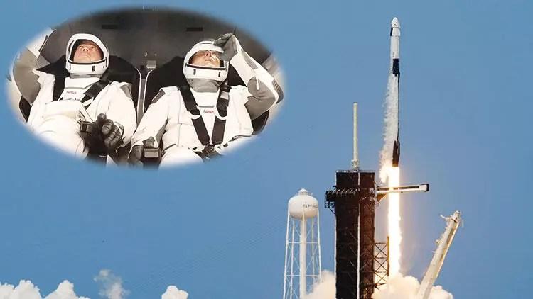 Özel teşebbüs uzayda 1