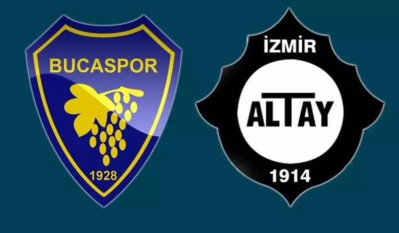 İzmir futbolunda Altay ile Bucaspor tansiyonu 1