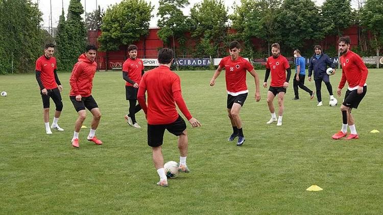 Gençlerbirliği, Konyaspor maçının hazırlıklarını sürdürdü 1