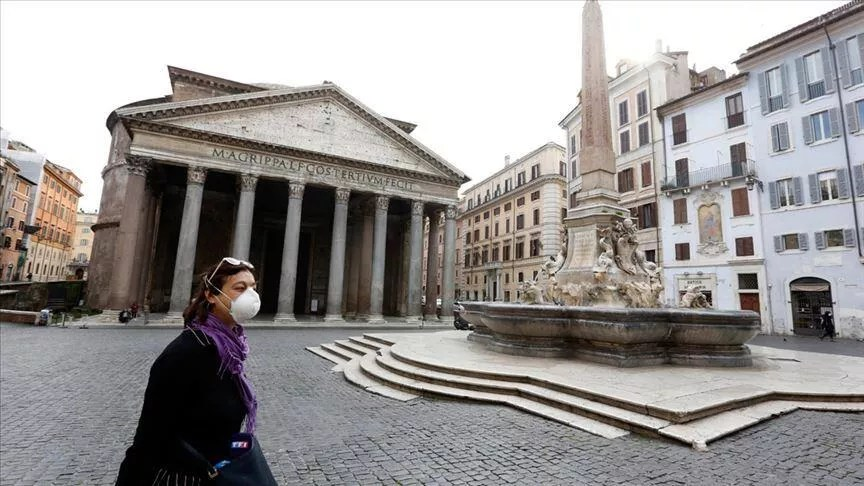İtalya'da covid-19'dan ölenlerin sayısı 33 bin 415'e yükseldi 1
