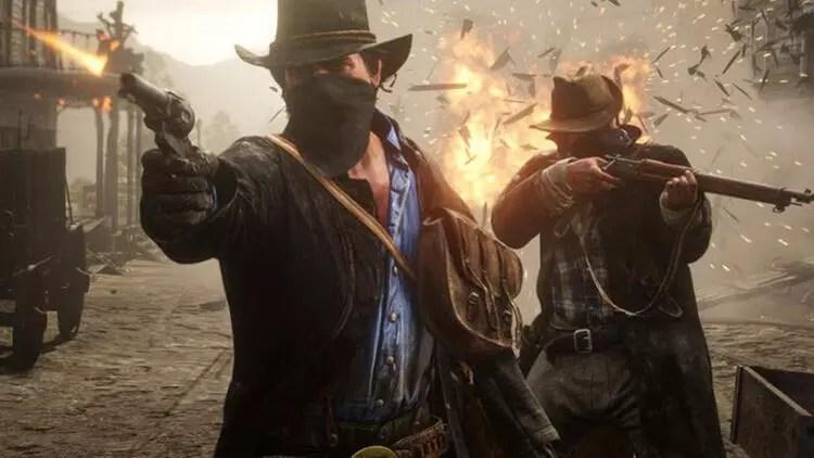 Red Dead Redemption 2 Türkçe yama için geri sayım 1