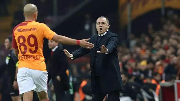 Son dakika transfer haberleri | Fatih Terim'den Feghouli kararı: 10 milyon Euro'dan aşağısına gidemez 1