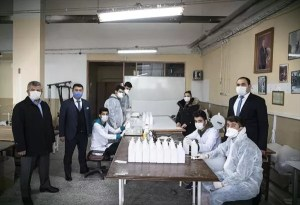 Ankara News – Κύκλος εργασιών 2 εκατομμυρίων λιρών