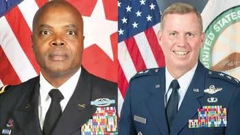 ABD'li komutanlar Türkiye'de: İlk kez ikisi birden