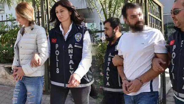 'MİT mensubuyuz' diyerek dolandıran sevgililer yakalandı