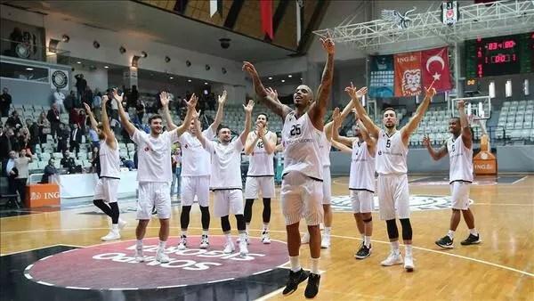 Beşiktaş Sompo Sigorta, yarın JDA Dijon'u konuk edecek
