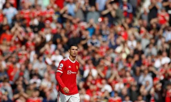 Cristiano Ronaldo, Manchester United ile bir kez daha tarihe geçti! Daha ilk maçında... 16