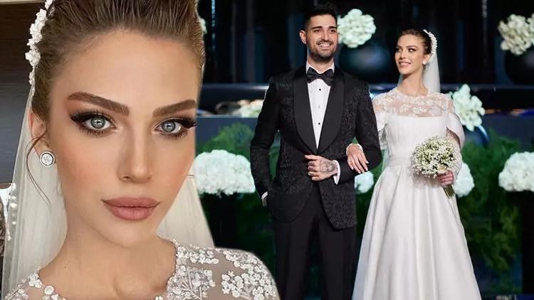 İdo Tatlıses ile Yasemin Şefkatli evlendi...550 kişilik düğünde şıklık yarışı!