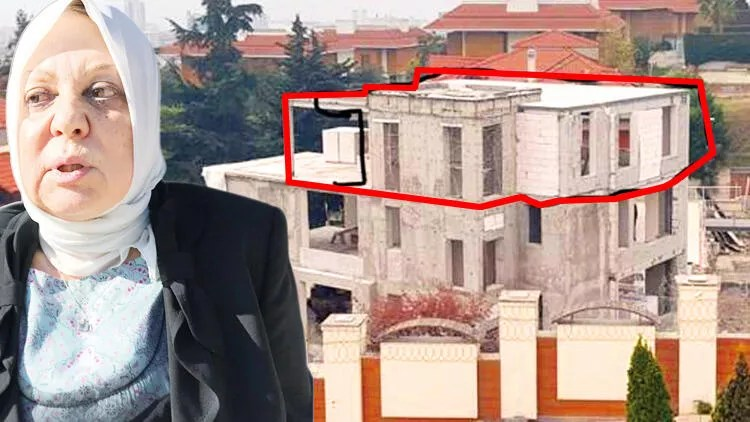 Son dakika haberi: Ahsen Yenge'nin kaçağı 2 milyon dolar! Belediyeden tepki var