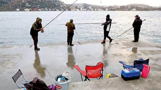 Amatör balıkçılar: 'Geceler bize serbest olsun'
