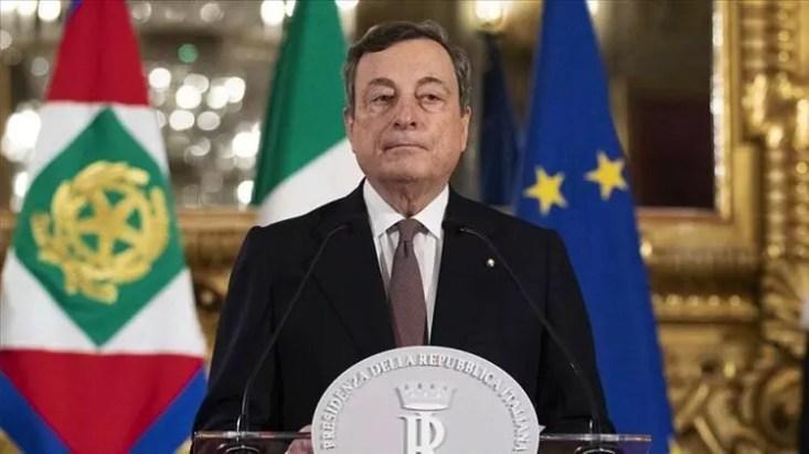 İtalya'da Draghi hükümeti parlamentodaki ilk güvenoyu sınavından geçti - En  Son Haberler