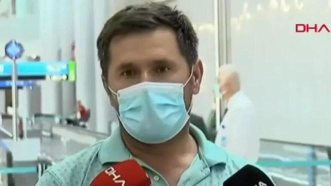 Son dakika: Afganistan'dan gelen THY uçağı İstanbul Havalimanına indi