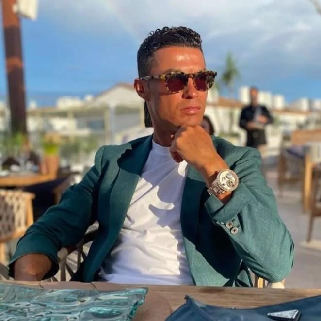 Son Dakika: Cristiano Ronaldo transferinde son dakika Bugün İstanbulda görüşülecek derken Manchester City...