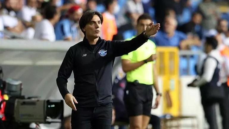 Adana Demirspor Teknik Direktörü Vincenzo Montella açıkladı: 'Balotelli dönmek istiyor'