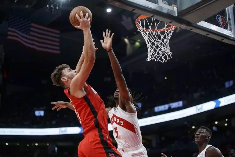 Furkan'da NBA ön sezon hazırlık maçında 27 sayı
