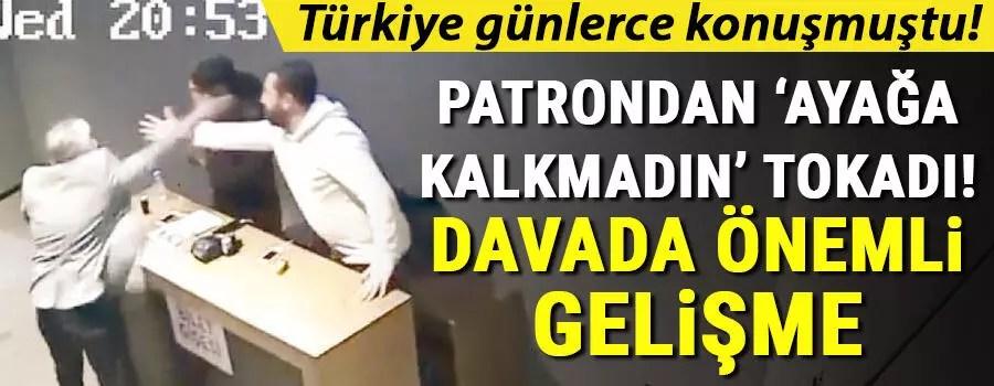 Türkiye bu görüntüleri konuşmuştu Ayağa kalkmadın dayağında istenen ceza belli oldu