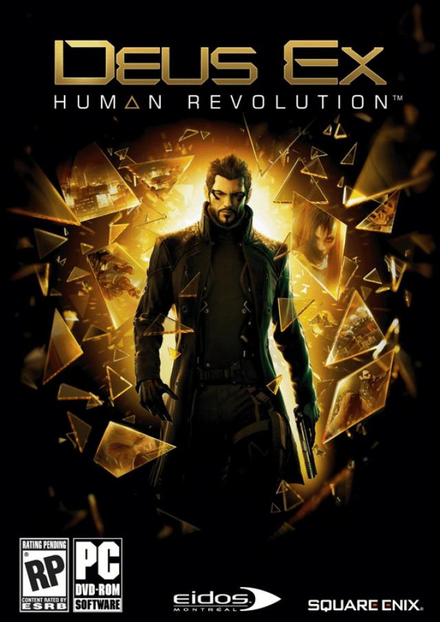 d7bb3e63b66851ff69c56f030d7f8010 Deus Ex Human Revolution | 2011 | FULL |  PC
