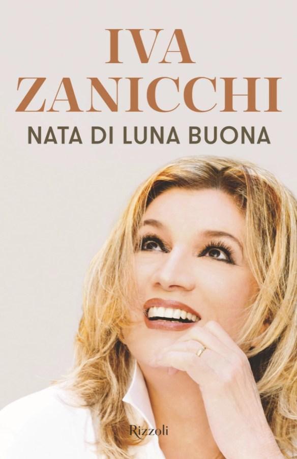 IVA ZANICCHI Nata di luna buona (Ed. Rizzoli) al teatro D. fabbri di Forlì