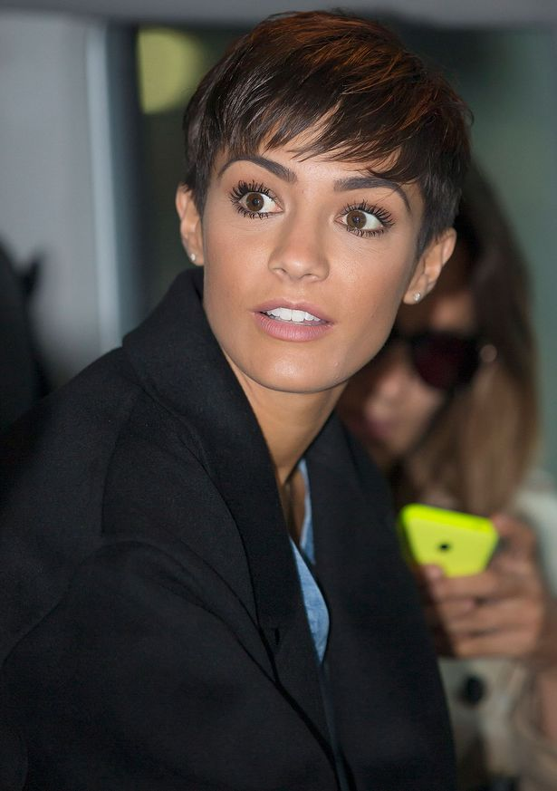 Strictlys Frankie Sandford Looks Totally Different From