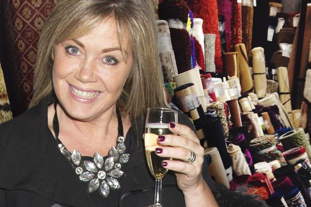 Lucy Alexander lands surprising new job after QUITTING