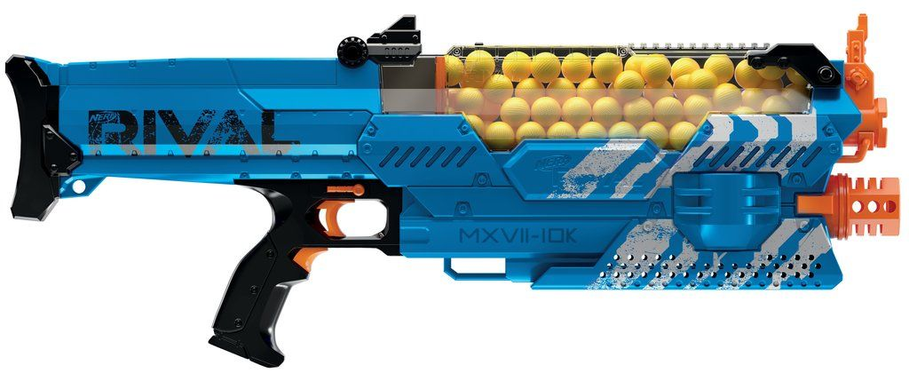 Nerf Guns Shoot Balls