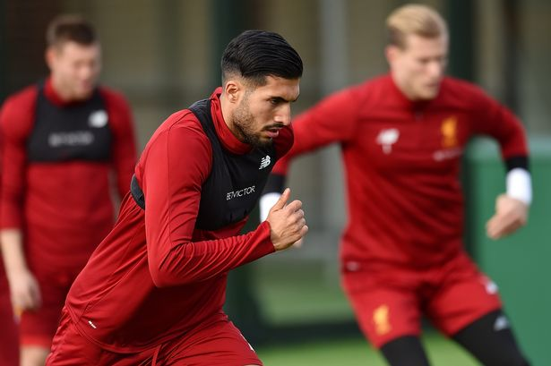Liverpool handed Emre Can boost ahead of Leicester trip - but concerns remain over Lovren and Matip