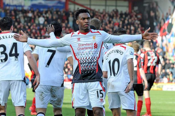 Image result for bournemouth 0-2 liverpool