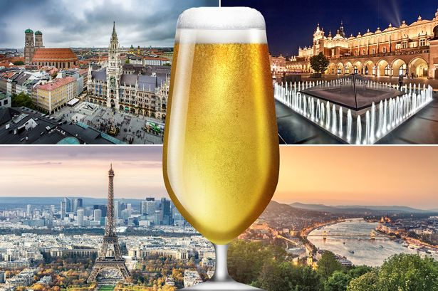 Here Are The Top  Best European Cities Where Youll Find Cheap Beer Including The Uk