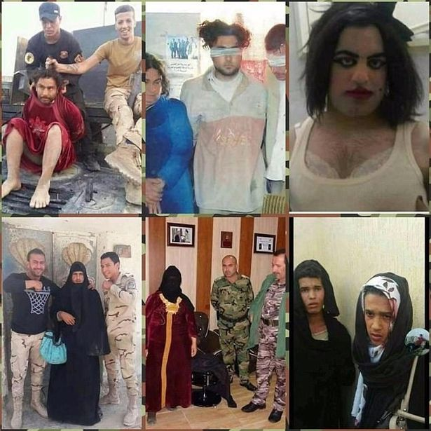 terrorists in drag